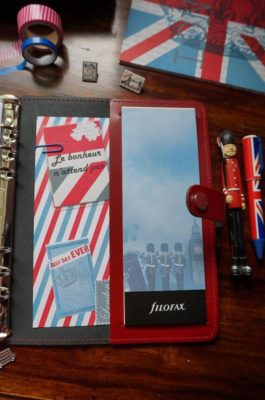 Filofax original UK page 4