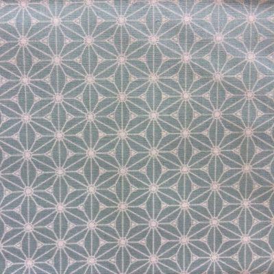 tissu pour sac saki mint
